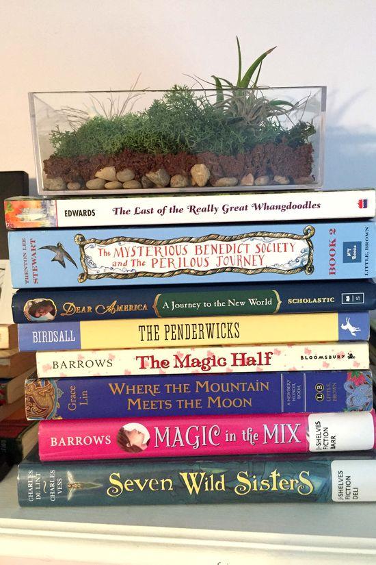 A's books